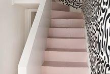 Treppenhaus Ideen • Stairs / Treppen - von Stufe zu Stufe