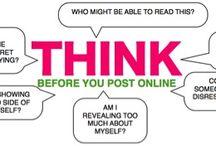 Digital Reputation / Maintaining a positive online reputation.