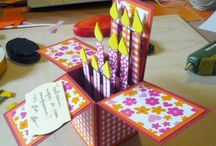 ..box card..
