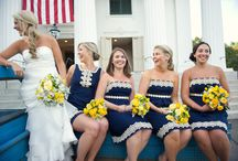 Preppy Wedding Inspiration