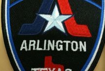 Police Patches USA / by Eagle