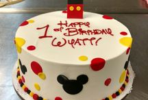 ❤ Cake - Disney ❤ / All Disney Themed Cake