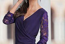 Ladylike blouses
