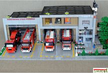 LEGO + Fire