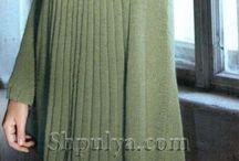 Kötött -horgolt ruhák