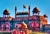 Was The Red Fort Always Red?