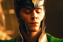 Loki/ Lady Sif