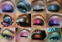 Eyeshadow / Great eye shadows, eye creations, dramatic styles, how-to's, and much much more!