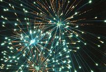 Feu d'artifice / Feu d'Artifice Firework Feuerwerk