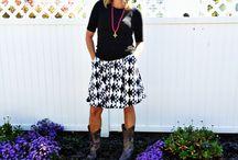 LuLaRoe Madison (Skirt)