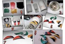 Arcilla polimérica - tutoriales