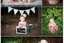 Baby Siblings Bday Photography