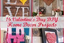 Valentine Decorating / by Tara Browning