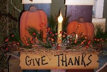 stuff for thanksgiving / by Lisa Brown
