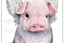 Свинки, pig