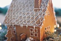 Gingerbread Houses and Gingerbread Peoples