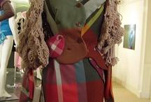 Tartan couture