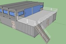 Shiping Container Housing
