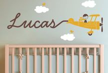 Toddler Nursery / by Brooklyn Limestone