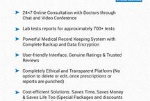Patient Record Management / SAAS based software for the easy management of medical records