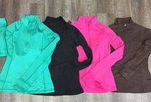 Winter Running Gear Favorites! / Our bestselling winter tops, skirts and capris for running!