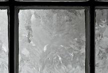 Frost och is