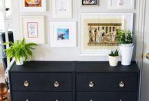Hallway dresser ideas