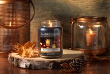 Autumn arrives / Cosy nights in by the fire, snuggling up with your favourite scents and burning fragrances on fright night!