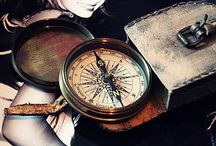 Steampunk / by Aimee Allcock