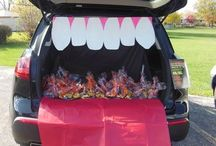 Trunk Or Treat / ideas for trunks for Trunk or Treat