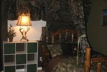 Davy's bedroom
