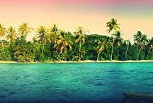 Paradise in Indonesia