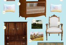 New house master and nursery / by Courtney Nelson