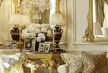 décoration intérieur classique