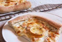 Tartes, tourtes et pizza