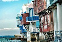 Mykonos Greece / Mykonos