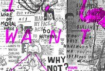 """Design Trend: """"Ugly"""" + Illustration"""