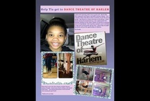 Tia's off to Dance Theatre of Harlem