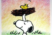 Peanuts / Charlie Brown and Snoopy! / by Sydney Younger