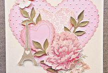 Romantiske kort.