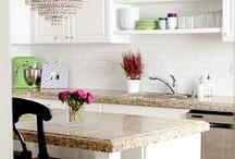 Kitchen ideas / by Deanna Favela