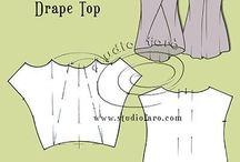 drape top