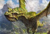 Dragons and Wyverns