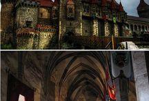 Castles / by Brigit Steinbrenner