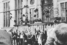 Abschied / Wir verabschieden unsere frisch gebackenen Kommunikationsdesigner. www.kunstschule-wandsbek.de