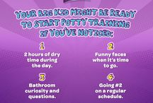 Potty Breaks / Tips and tricks to make potty training fun and stress-free! / by BabiesRUs