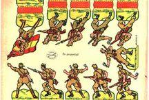 recortables españoles