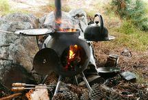Wood stove / 薪ストーブのアレコレ