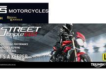 Triumph Bikes Australia - JCS Motorcycles