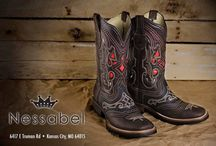 Rodeo Boots / Genuine leather cowboy boots, rodeo style, sqaure toe. Ostrich boots, shark boots, cayman boots, leather boots, deer boots, python boots.